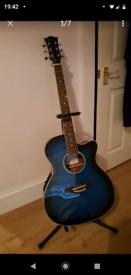 Electro Acoustic Guitar