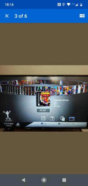 PlayStation Classic Mini USB Stick 100+ Games! | in Hebburn, Tyne and Wear  | Gumtree