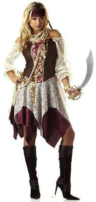 South Seas Siren Pirate Women Adult Costume size Medium HOT AND SEXY - Hot Pirate Costumes