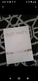 Bloc Party - Silent Alarm / Official guitar tablature book
