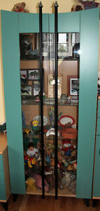 Modern Set w Display Cabinet and more