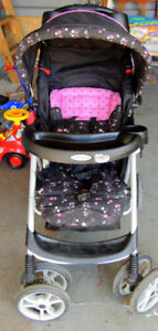 BabyBaby Stroller Make Graco Classic and over 150 pices of Cloth