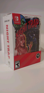 Night Trap Collectors Edition for Nintendo Switch