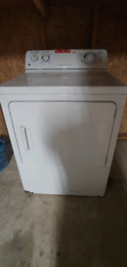 Ge electric dryer.