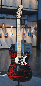 Charvel Custom Shop Warren DeMartini Signature Skull