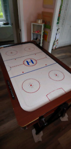 6 x 4 ft pool/air hockey table