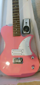 First act hit pink guitar mint shape make me an offer need gone