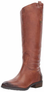 Sam Edelman Women's Penny Riding Boot,Dark Brown,7 M US