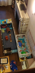 Large Cage for small pets; rabits, guinea pigs, chinchilla.