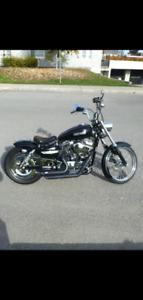 **Prix Fin de Saison** Harley Davidson Sportster Bobber