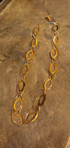 Gold fifth avenue collection necklace