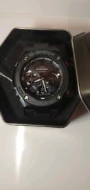 Casio G-SHOCK Analog-Digital Watch GST-S100G-1B - solar. NEW WITH TAGS