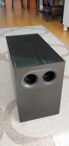 Sound Dynamics Subwoofer system