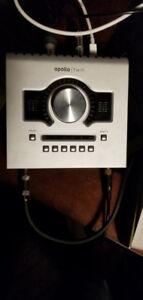 Universal Apollo Twin Solo Audio Interface