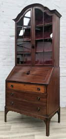 Writing Bureau With Bookcase (DELIVERY AVAILABLE)