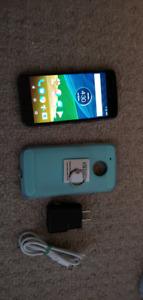UNLOCKED MOTOROLA MOTO G5 16GB! 10/10 CONDITION