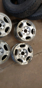16 inch gm wheels