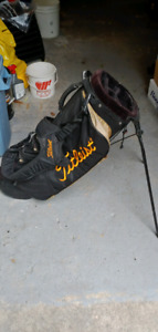 Titleist and Ping stand golf bags - used good condition