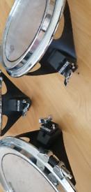 "Arbiter flats Tom 10""12""14 /pearl /Mapex /Yamaha"