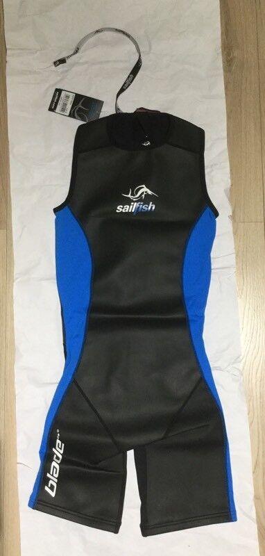 Sailfish Swim open water Wetsuit. Men's size Small