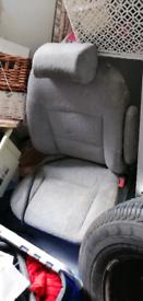 Swivel chair for campervan