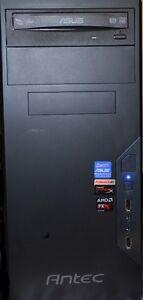 ASUS Gaming Computer / AMD FX-8350 8-Core, 32 GB RAM