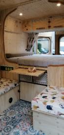 Peugeot boxer campervan