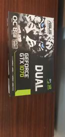 Asus GTX 1070 8GB OC