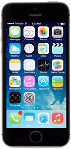 (used) iPhone 5s Space Grey