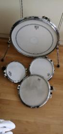 """Arbiter flats drum 10""""12""""14 & 20""""bassdrum"""