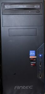 AMD FX 8-Core GAMING COMPUTER with 32 gb RAM.