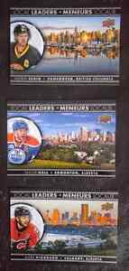 2016 Tim Horton's Upper Deck Hockey Cards Kitchener / Waterloo Kitchener Area image 3