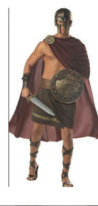 Spartan/Gladiator costume from Glo Parties