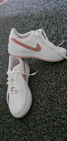 Nike air force size 5