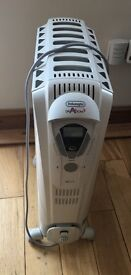 Delonghi heater with electronic climate control
