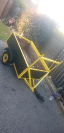 Quad / Garden trailer 5x3