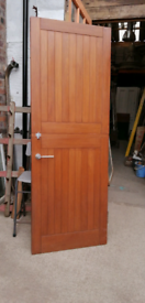 Stable door.
