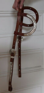 Horse Show Bridle / Headstall