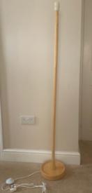Argos Wooden Floor Lamp Base