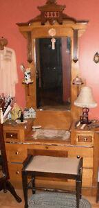 Antique Vanity Desk