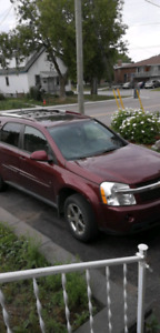 2007 AWD equinox for sale