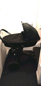 Quinny moodd 3 in 1 pram with lots of accessories