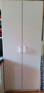 Large white cabinet / armoire