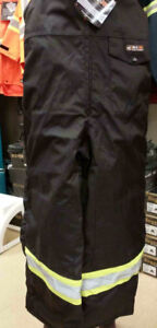 Insulated reflective coveralls