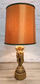 Vintage Table Lamp (DELIVERY AVAILABLE)
