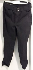 Men's Riding breeches - two pair - black and tan - Best Offer