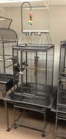 NEW IN BOX Parrot Play Top Bird Cage