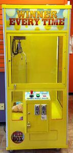 Toy crane machine-winner every time