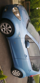 Vauxhall Agila 58 plate