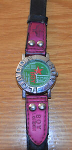 Vintage BOY LONDON Watch from London Pop Culture Scene